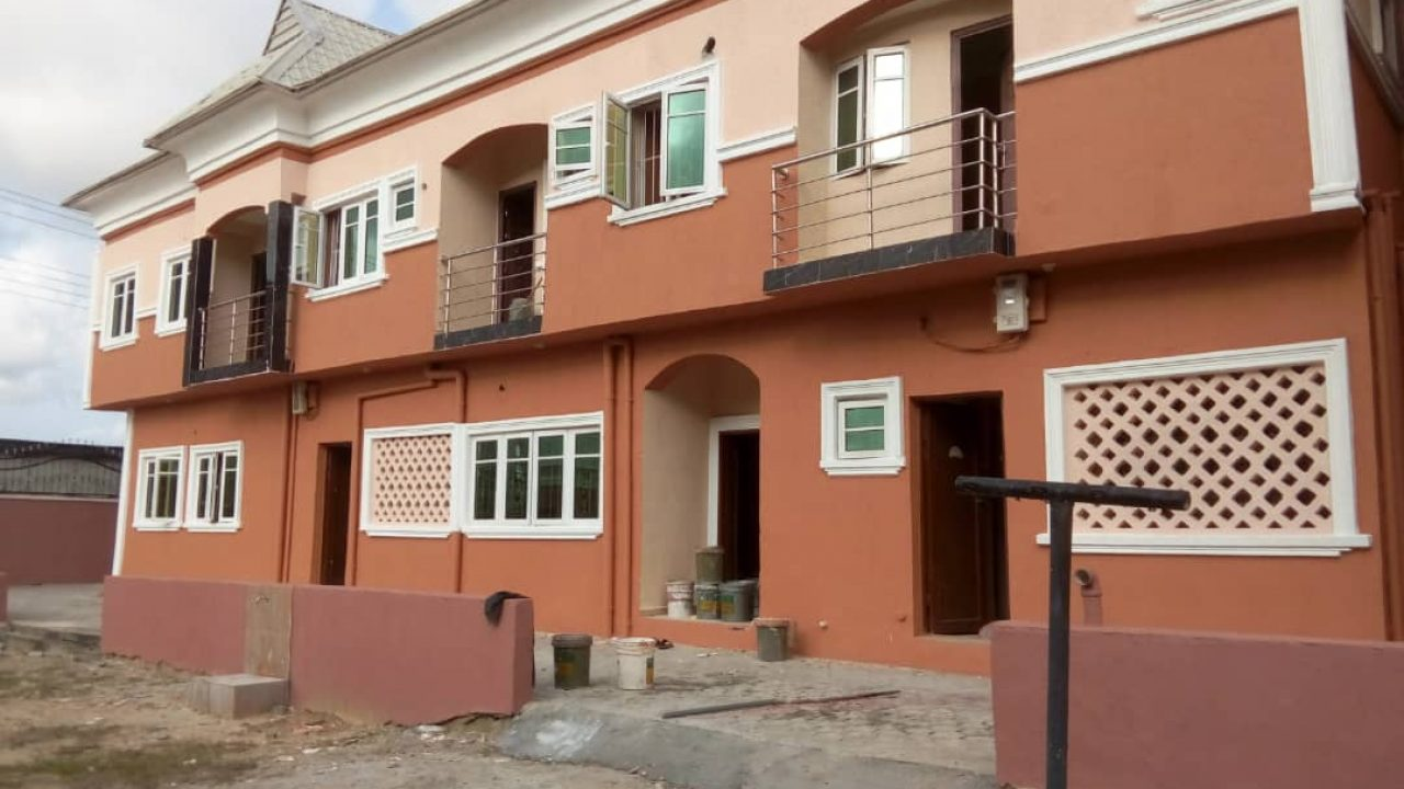 3bedroom terrace house to let in Awoyaya ibeju lekki