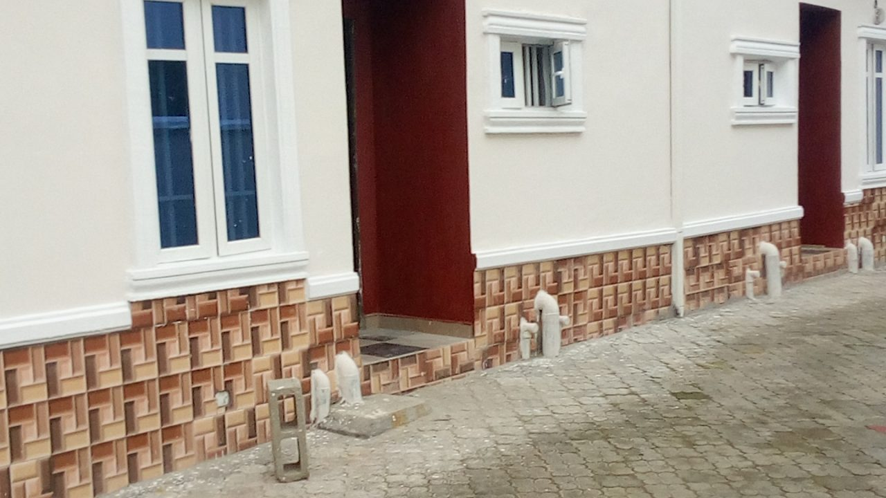 New 3bedroom flat for rent in Amuwo odofin Lagos