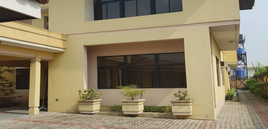 5bedroom duplex for rent in lekki phase 1