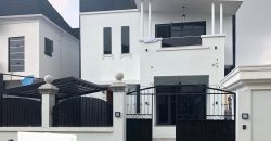 5BEDROOM DUPLEX FOR SALE IN LEKKI,LAGOS.