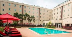 HOTEL FOR SALE IN Ajao Estate Isolo LAGOS-188 Suites 5-Star Rated Highrise Hotel For Sale In Lagos.