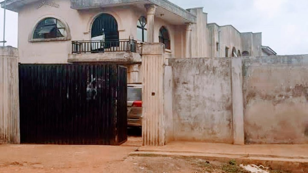 3BEDROOM HOUSE FOR SALE IN AKUTE LAGOS