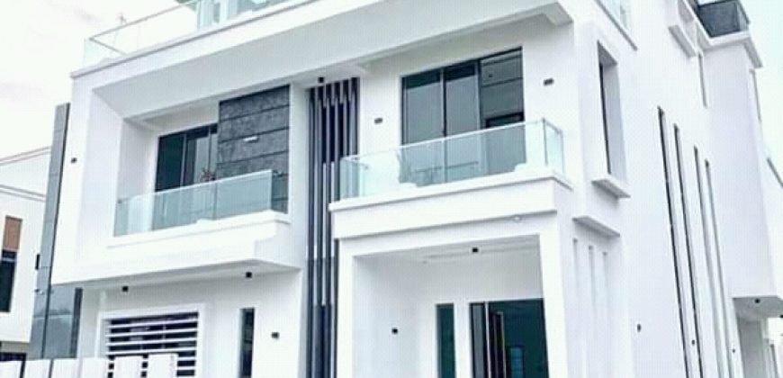 Property For Sale In OSAPA LONDON Lagos