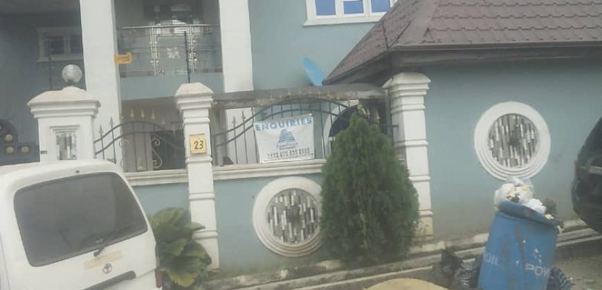 5BEDROOM DUPLEX IN MAGODO FOR SALE