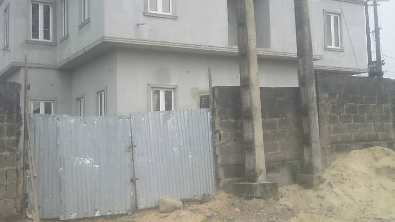 DUPLEX FOR SALE IN MAGODO ISHERI