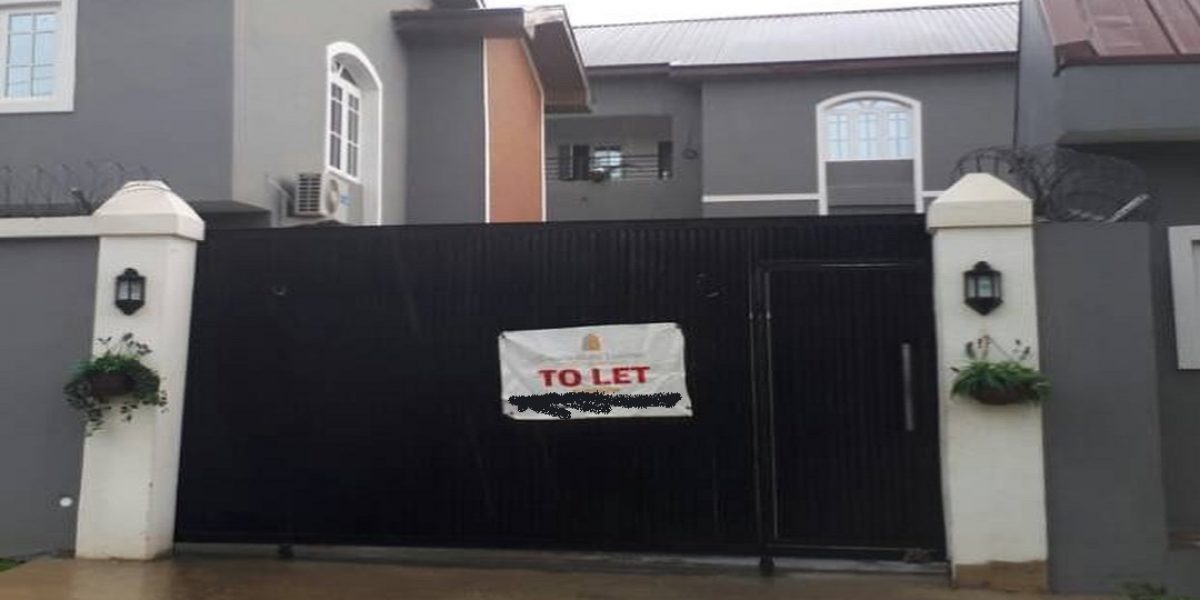 3bedroom flat  for rent in lekki