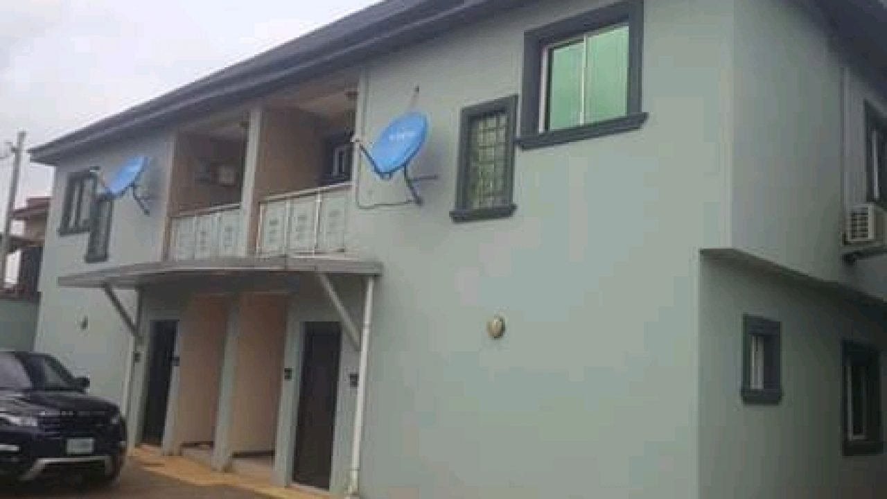 for lease:A unit 3 bedroom flat in Ajao Estate Lagos