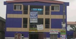 COMMERCIAL PROPERTY FOR SALE IN AJAO ESTATE,ISOLO LAGOS.