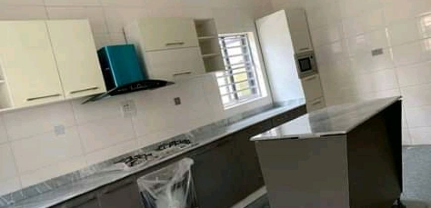 4 bedroom semi detached for rent in lekki county lagos