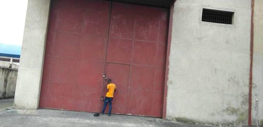 WAREHOUSE FOR RENT IN AMUWO ODOFIN INDUSTRIAL ESTATE LAGOS