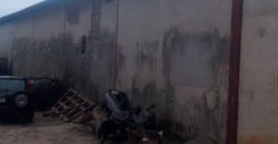 WAREHOUSE FOR SALE IN AJAO ESTATE ISOLO LAGOS