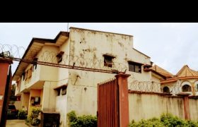2 Plots of Land with 5 Bedroom for Sale in Okeafa, Isolo, Lagos
