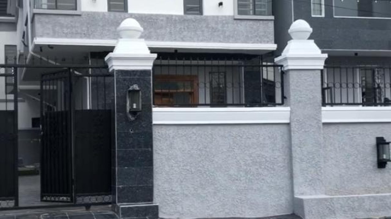 5 bedroom duplex for sale in lekki phase 1