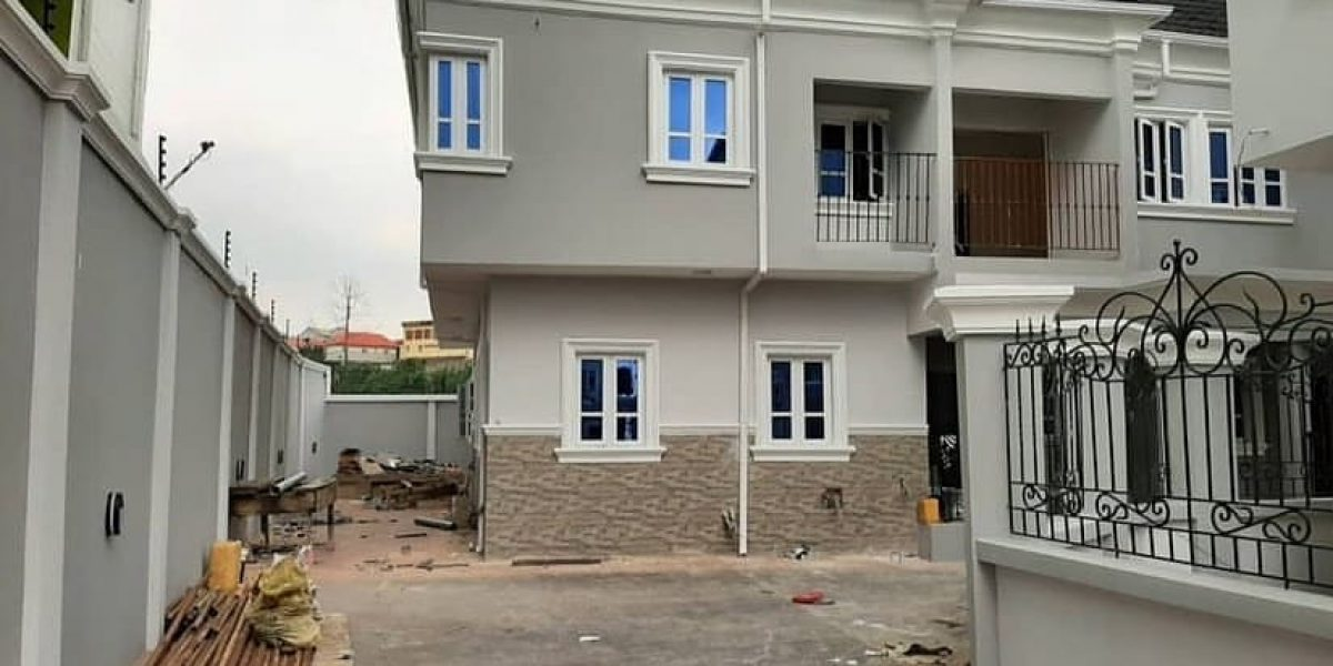4 Bedroom Duplex for Sale at Arowojobe Estate Maryland Ikeja