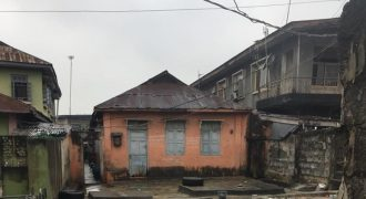 BUNGALOW FOR SALE IN SHOMOLU FADEYI LAGOS