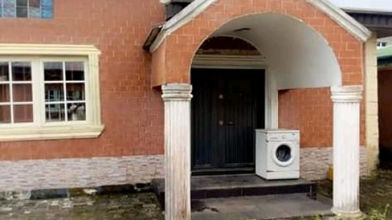 duplex for sale in Ajah Laos state