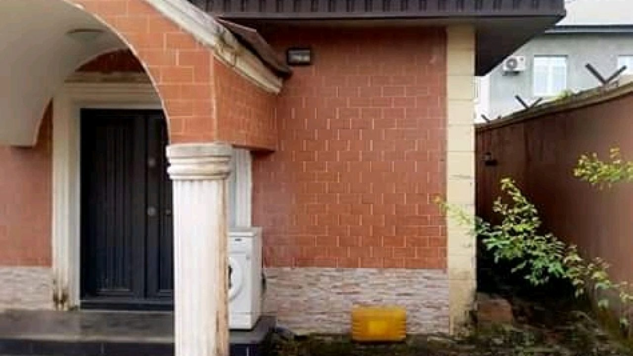 Duplex for Sale in Ajah Lagos state Nigeria