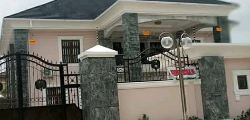 4 bedroom duplex in magodo for sale