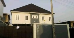Newly Built Semi Detached Duplex for Sale in Magodo Lagos