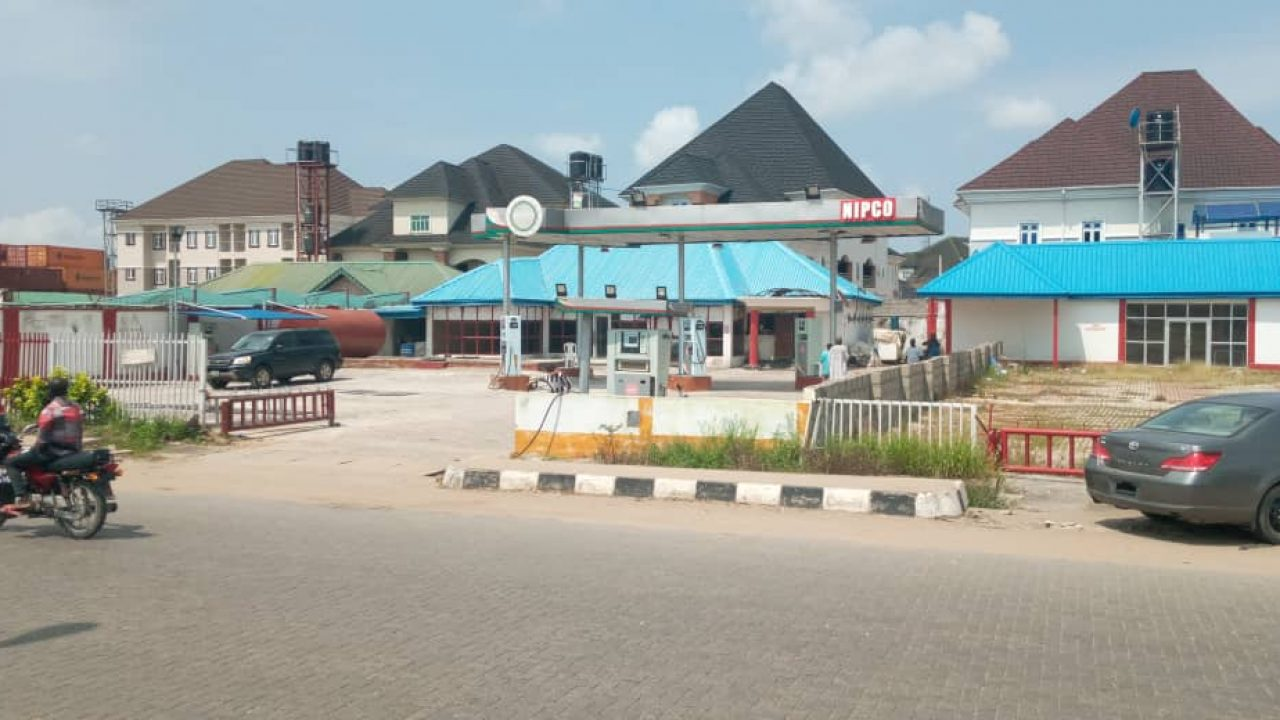 filling station for sale in Airport road Abuja Nigeria