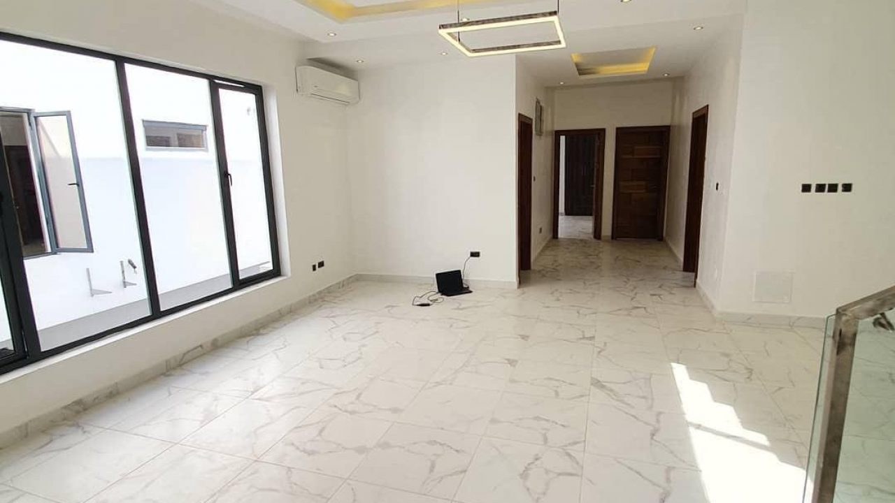luxury 5 bedroom duplex for sale in magodo lagos
