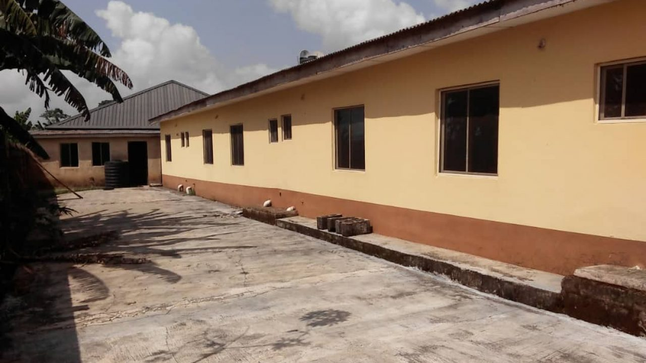 Home for sale in Shimawa Ogun state