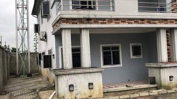 5 bedroom duplex in port harcourt rivers state for sale