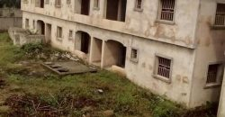 uncompleted story building for sale in owerri,imo state