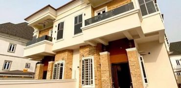 property for sale in ikota lekki lagos Nigeria
