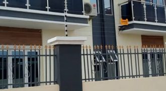 Executive 3 bedroom flat for rent in Akonwojo Lagos