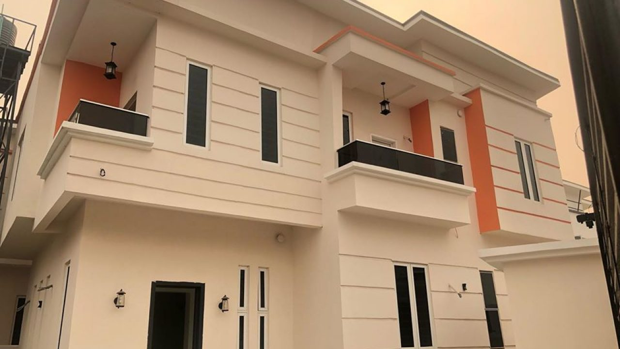 DUPLEX IN AJAH FOR SALE IN AJAH LAGOS