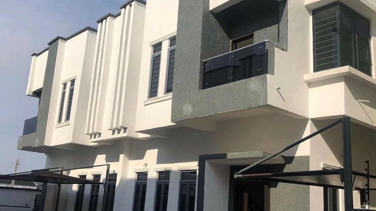 house for sale in lekki Lagos state Nigeria