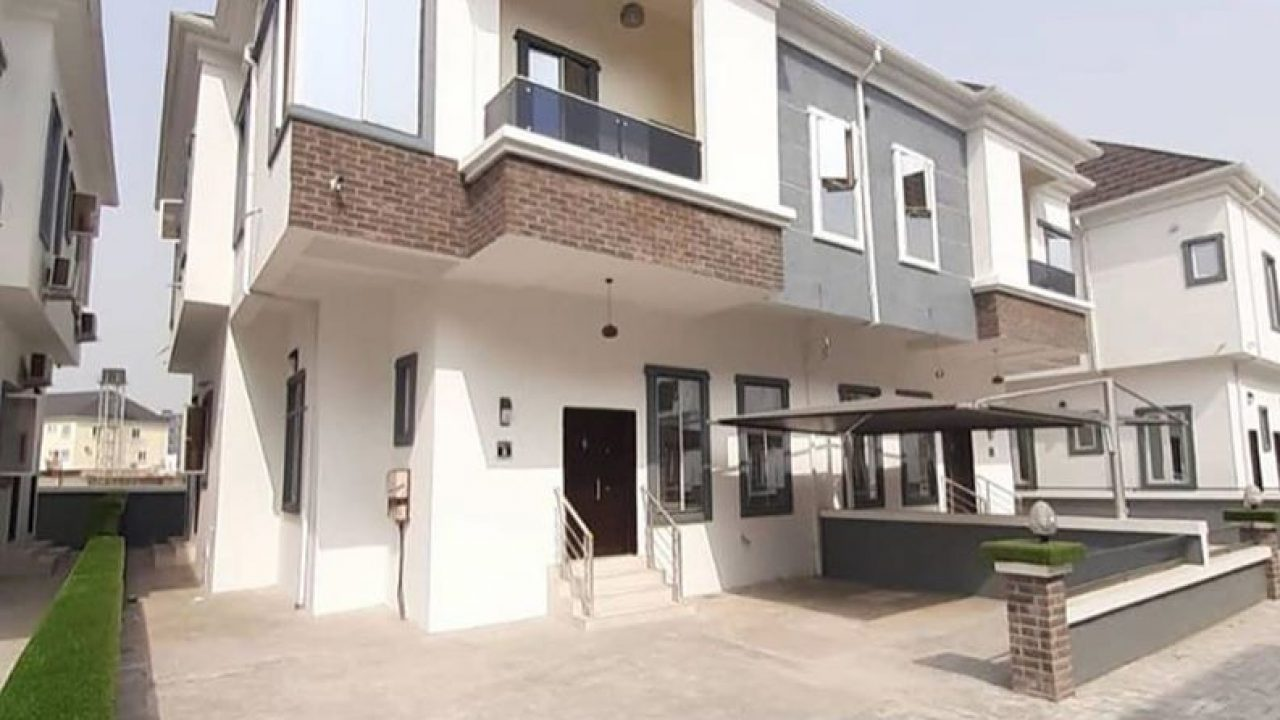 HOUSE FOR SALE IN LEKKI IKOTA LEKKI LAGOS STATE