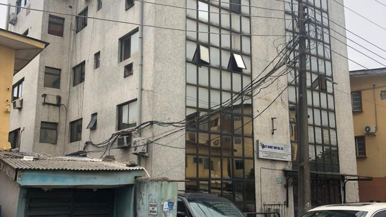COMMERCIAL BUILDING FOR SALE IN IKEJA