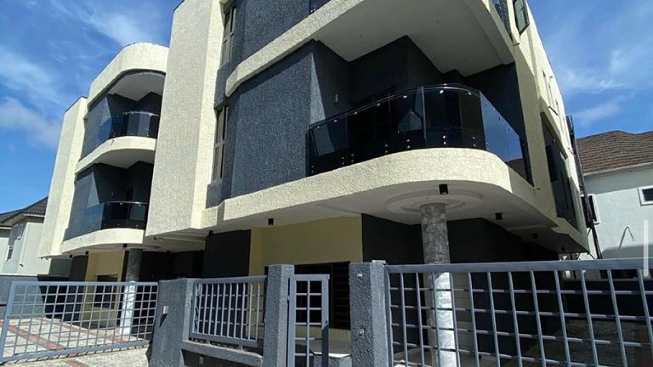 duplex for rent in lagos,ikate lagos