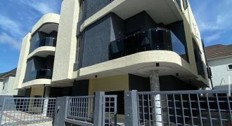 5 BEDROOM DETACHED DUPLEX FOR SALE IN LEKKI