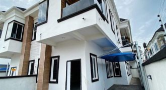 SEMI DETACHED DUPLEX FOR RENT IN LEKKI