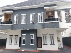 For Sale: 3 BEDROOM SEMI DETACHED AT CHEVRON LEKKI
