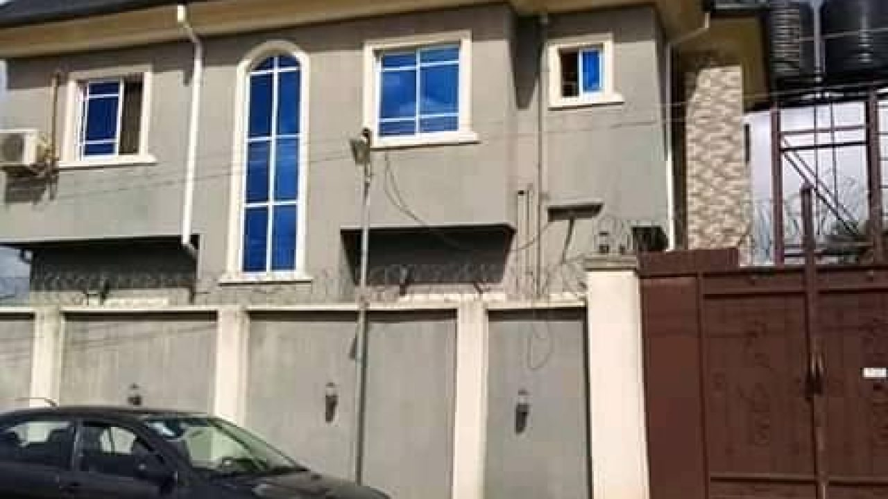 DUPLEX FOR SALE AT IMO,NAZI OWERRI