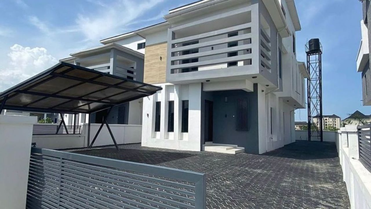 Duplex for sale in Lagos,Lekki County Lekki