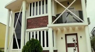 detached duplex for sale at lagos,osapa for N180m