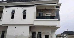 semi detached house for sale in lekki lagos