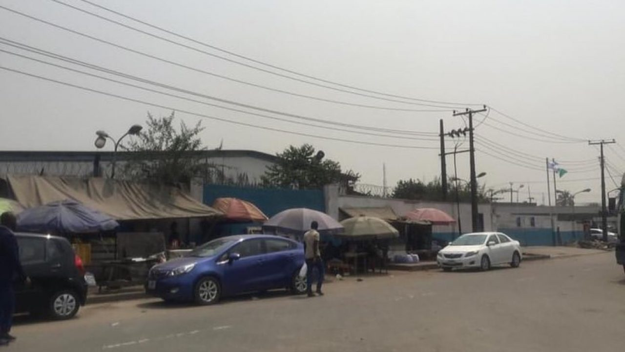 WAREHOUSE FOR SALE IN LAGOS,ILUPEJU LAGOS