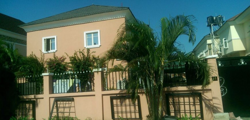 4 Bedroom Duplex at Chevron Estate