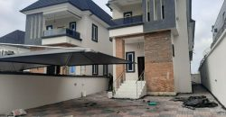 luxury 4 bedroom duplex for sale in Ajah lagos