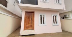 DETACHED DUPLEX FOR SALE IN LEKKI PHASE 1,LAGOS