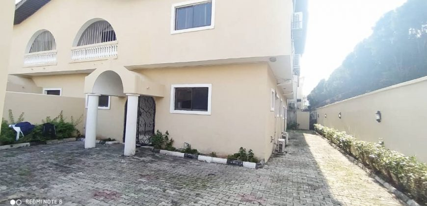 flat for rent in lekki phase 1