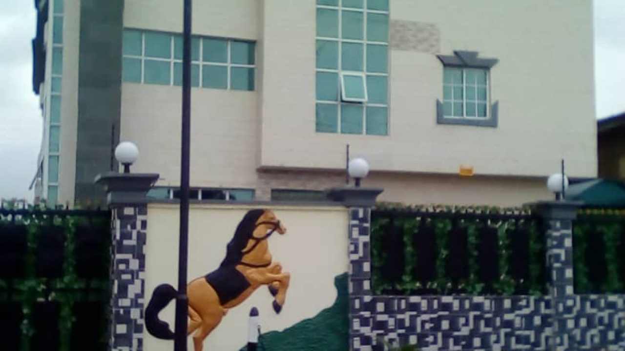 Hotel for lease at oshodi lagos