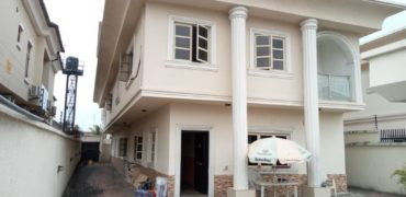 detached duplex for rent in lekki phase 1