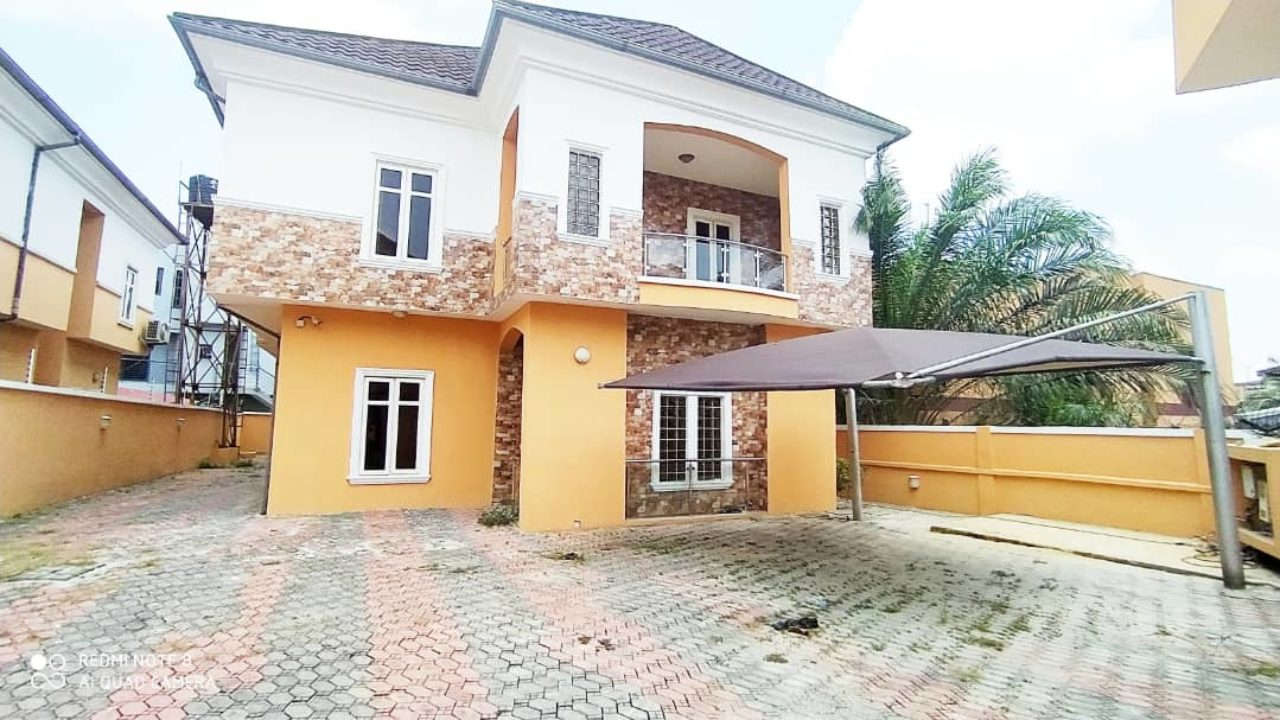 duplex for rent in lekki lagos Nigeria